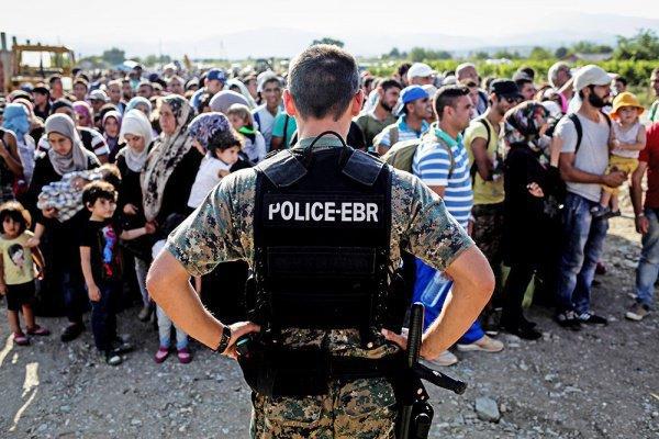 В Европе продолжается миграционный кризис.