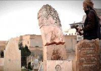 Китай поможет Сирии восстановить разрушенные ИГИЛ памятники