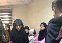 Жены ИГИЛ из Таджикистана проведут в иракской тюрьме 20 лет