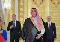 Посол КСА: Путин может посетить Саудовскую Аравию в ближайшее время