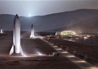 Илон Маск показал марсианскую колонию