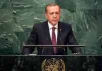 Эрдоган: члены Совбеза ООН должны представлять все континенты и вероисповедания