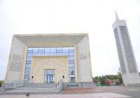 Мечеть с уникальной архитектурой открылась в Казахстане