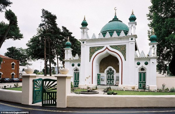 Мечеть Шах Джахан