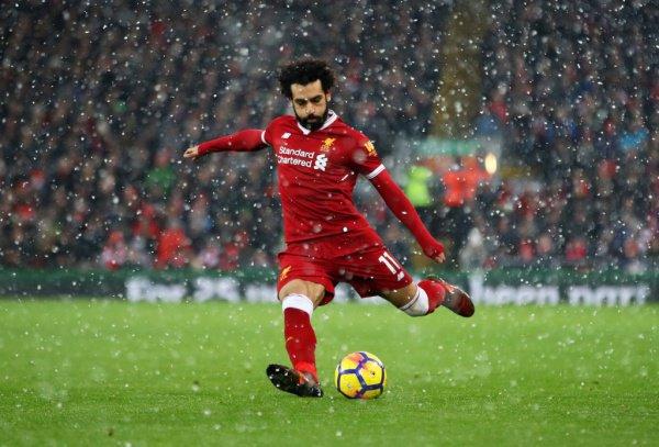 Мухамед Салах - снова в числе лучших футболистов мира.