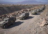 Антитеррористические учения СНГ завершились в Киргизии