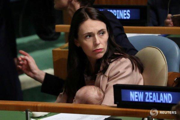 Делегатом Генассамблеи ООН стала 3-месячная девочка (ФОТО)