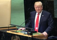 В фокусе внимания Генеральная ассамблея ООН: выступление Дональда Трампа