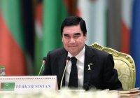 Президент Туркменистана отменил бесплатные электроэнергию, газ, воду и соль
