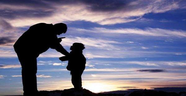 Воспитание ребенка на личном примере