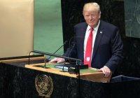 Трамп выступил за равноправие Израиля и Палестины