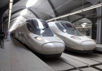 Высокоскоростной поезд из Мекки в Медину начинает перевозить пассажиров