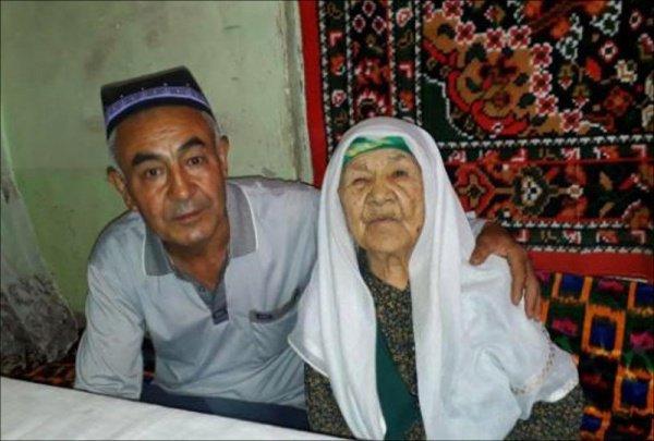Хувайдо Умарова может оказаться старейшей жительницей планеты.