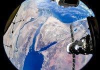 Уникальные фото Египта из космоса поражают воображение (Фото)