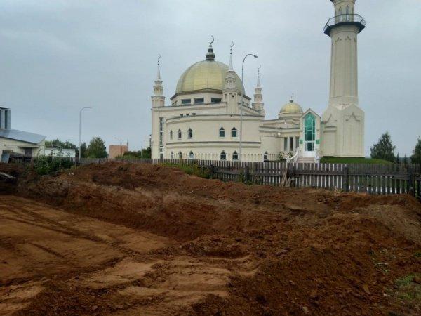 Медресе появится при мечети «Нур-Ихлас».