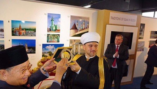 Выставка будет показана и в других мусульманских странах.