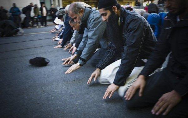 Жители Норвегии принимают ислам.