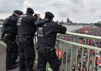 Наглость охраны Эрдогана возмутила полицию Кельна