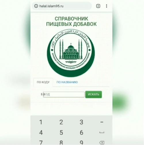 Новый проект ДУМ Чечни.