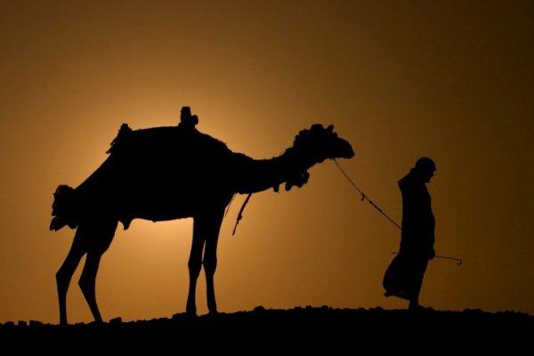 Поездка Пророка (мир ему) в Шам