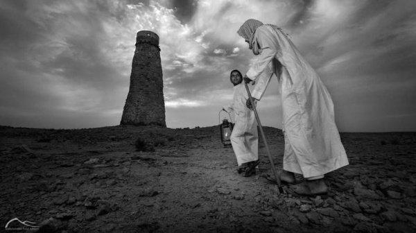Завораживающие фото Саудовской Аравии