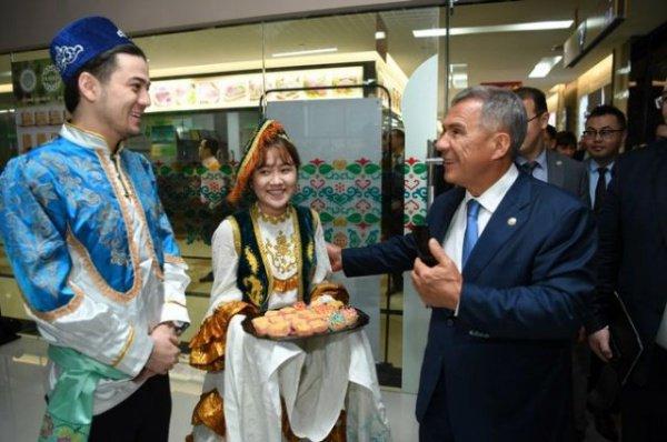 Как живут татары в Китае?