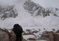 В Пакистане альпинисты запечатлели лавину изнутри (ВИДЕО)