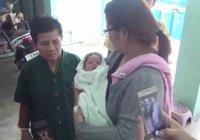 В Таиланде новорожденная пролетела 5 этажей и выжила