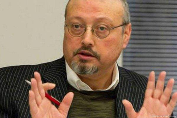 Джамаль Хашшаджи.