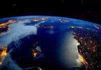 Экскурсию по Земле провели из космоса (ВИДЕО)