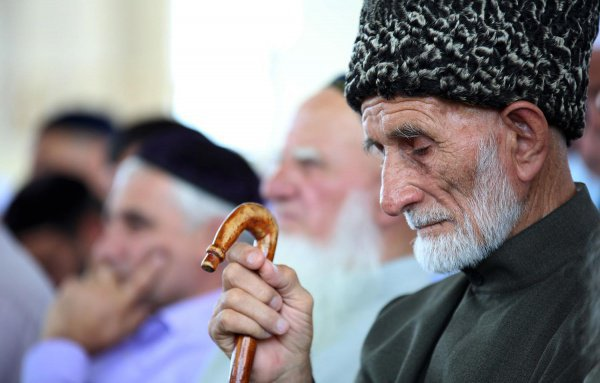 Жители Кавказа снова признаны самыми здоровыми в России.