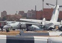 Столкновение самолетов в Судане попало на видео (+Видео)