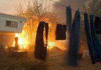 Самый неудачливый житель Австралии 6 раз пострадал от пожара