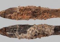 В Марокко нашли нож, изготовленный 90 тысяч лет назад