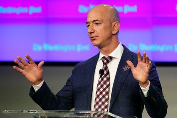 Главным мультимиллиардером страны стал совладелец и глава Amazon Джефф Безос