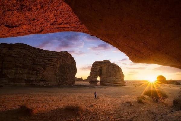 Это стоит увидеть! Одно из самых странных природных образований в мире (ФОТО)