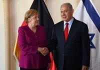 Меркель: в Германии усиливается антисемитизм