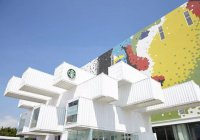 Starbucks из контейнеров появился в Таиланде (ФОТО)