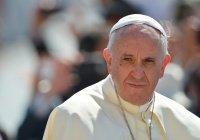 Папа Римский отправил пострадавшим от стихии в Индонезии $100 тыс.
