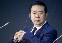 После ареста в Китае президент Интерпола ушел в отставку