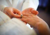 В Канаде женщина вышла замуж сразу после родов (ФОТО)