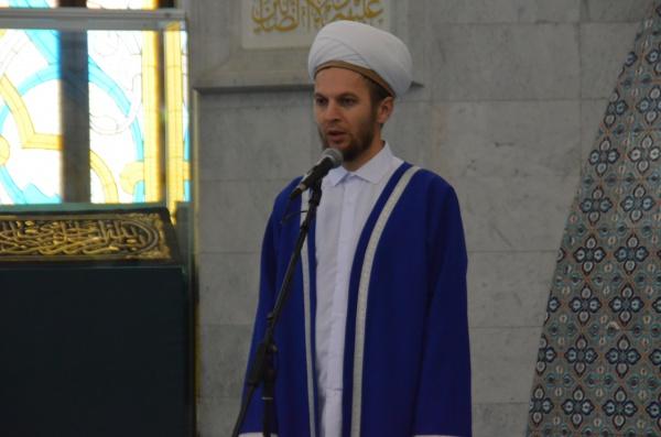 Первый заместитель муфтия РТ Рустем хазрат Валиуллин