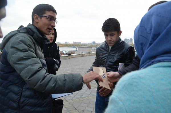 Увлекательный квест и разговоры о Коране. Муфтий РТ встретился с представителями мусульманской молодежи (ФОТО)