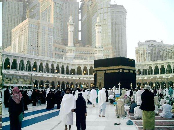 В Саудовской Аравии подсчитали совершивших Умру мусульман.