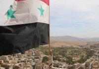 Память жертв терроризма почтили в Дамаске