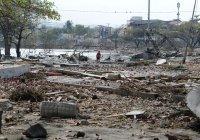 Из-за землетрясений и цунами в Индонезии погибло больше 2000 человек