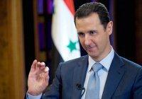 Башар Асад: Сирия станет центром арабского мира