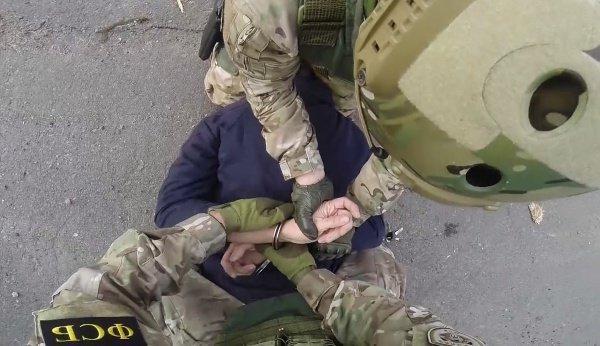 Четверо террористов задержаны в Томской области.