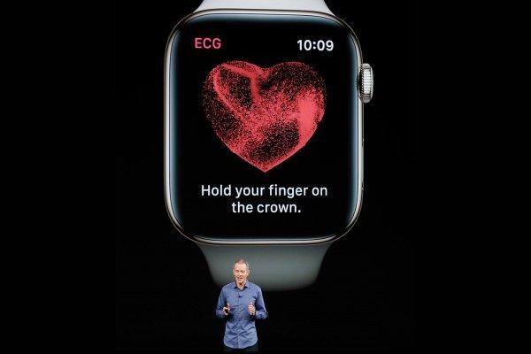 При этом в остальном врачи похвалили часы за большое число сенсоров