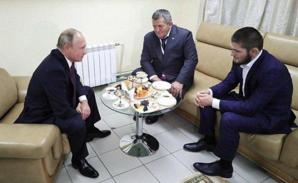 Встреча состоялась в Ульяновске.